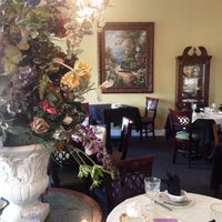 Photo taken at Empress Tea Room by Jessi S. on 11/4/2015