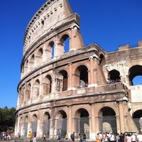 Photo taken at Colosseum by Uluğ B. on 7/5/2013