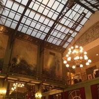 Снимок сделан в NH Collection Amsterdam Grand Hotel Krasnapolsky пользователем Marilyn D. 10/22/2012
