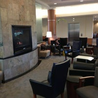 Photo taken at Delta Sky Club by TC on 2/25/2013