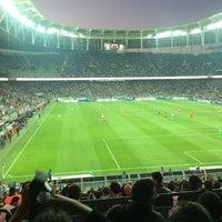 Photo prise au VIP Tribünü par Davut le4/22/2018