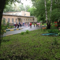 Photo taken at ГБОУ СОШ #494 (Д/С #2161) by Юлия М. on 5/21/2013