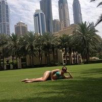 5/6/2013 tarihinde Milaziyaretçi tarafından One and Only Royal Mirage Resort'de çekilen fotoğraf