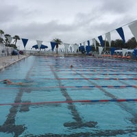 Photo taken at North Shore Aquatic Complex by David R. on 11/24/2017