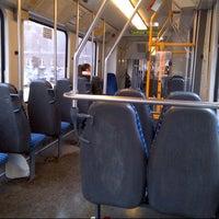 Photo taken at Tram 24 Centraal Station - VU by Sander v. on 1/30/2013