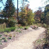 Photo taken at North Carolina Botanical Gardens by Kam W. on 11/3/2012