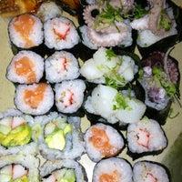 Photo taken at Yuka Japanese Restaurant by Elena T. on 6/16/2013
