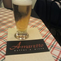 Photo taken at Amaretto by Angel S. on 12/13/2012