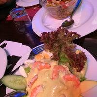Photo taken at Restaurante Ricadona by Dacil on 12/10/2014