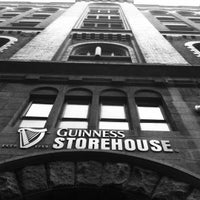Photo taken at Guinness Storehouse by Robert M. on 11/12/2012