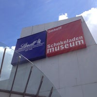 Photo taken at Chocolate Museum by Willicher on 6/14/2013