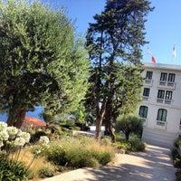 Photo taken at Nouveau Musée National de Monaco - Villa Paloma by Quentin M. on 7/11/2013