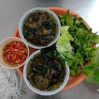 Photo taken at Bún Chả Tuyết by Raymond Y. on 2/15/2017