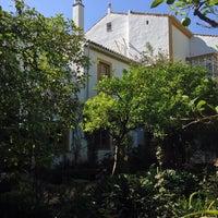 Photo taken at Palacio de las Dueñas by Pilar G. on 10/4/2013