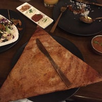 Photo taken at Satya South Indian Restaurant by Magdalena L. on 7/11/2017