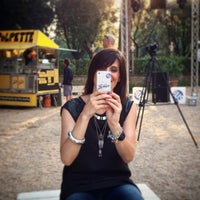 Photo taken at Accademia Tedesca Roma @Villa Massimo by Dario M. on 7/21/2015
