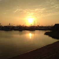 Photo taken at Champlin's Marina by Andrew D. on 8/31/2013