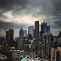 Foto tirada no(a) The Grand Hotel & Suites Toronto por Andrew D. em 2/5/2013