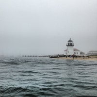 Photo taken at Nantucket Harbor by Andrew D. on 8/28/2013