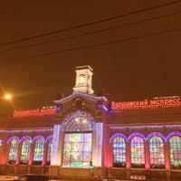 Снимок сделан в ТРК «Варшавский Экспресс» пользователем Andrey X. 12/11/2012