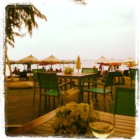Photo taken at Bliss Beach Club by Sergey N. on 1/19/2013