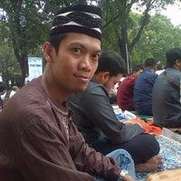 Photo taken at Parkir Timur ITB by Andunkz R. on 10/25/2012