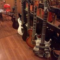Photo taken at Tiga Negeri Music House by Andunkz R. on 4/8/2013