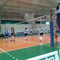 Foto diambil di Anhembi Tênis Clube oleh Simone L. pada 10/20/2012