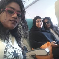 Photo taken at Srilankan Airline UL 102 by Pink F. on 4/28/2014