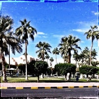 Photo taken at College of Social Sciences | Kuniv by Jumana A. on 5/6/2013