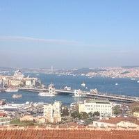 4/10/2013에 Can Z.님이 Mimar Sinan Teras Cafe에서 찍은 사진