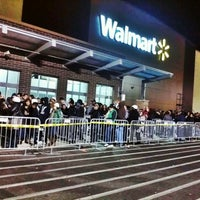 Photo taken at Walmart Supercenter by Sudhir P. on 11/23/2012