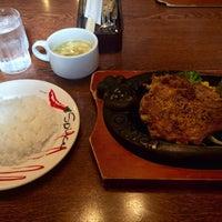 Photo taken at トマト&オニオン 徳島沖浜店 by yuka t. on 6/29/2015