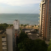 Photo taken at Spazzio Hotel Residence Fortaleza by Joana P. on 10/30/2014