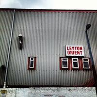 Photo prise au Matchroom Stadium par Richard C. le2/23/2013