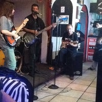 Photo taken at Rock and Burger by Laurita S. on 9/30/2012