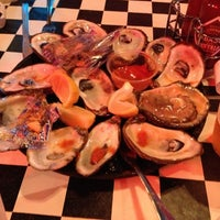 Photo taken at Acme Oyster House by Steven L. on 12/7/2012