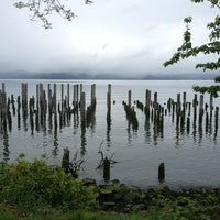 Photo taken at City of Astoria by Katie D. on 5/18/2013
