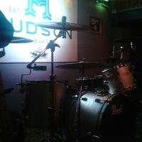 Photo taken at Hudson Bar by Jorge F. on 1/26/2014
