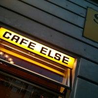 Das Foto wurde bei Café Else von Michael E. am 8/2/2013 aufgenommen