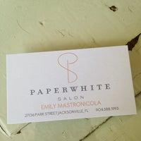 Paperwhite Salon