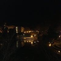 Photo taken at Cooper Library Bridge by Joshua H. on 11/21/2012