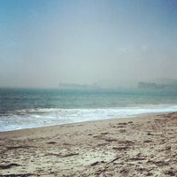 Photo taken at 'Hole in the Fence' Beach by Michelle F. on 8/25/2013