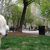 Photo taken at Rittenhouse Square by Tim K. on 4/19/2013