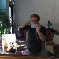 Photo taken at Follicle Salon by Daniil B. on 10/7/2014