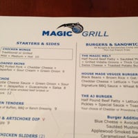 Photo taken at Magic Grill by Jack B. on 2/23/2013