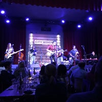 Photo taken at City Winery by Anna S. on 3/15/2018