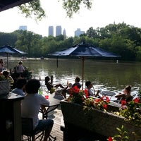 Photo taken at The Loeb Boathouse by Favio A. on 5/21/2013
