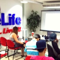 Photo taken at Training Room, FreeLife Philippines HQ by Alber S. on 11/12/2015