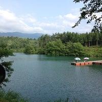 Photo taken at 桜ヶ池 自遊の森 by nekobisko ね. on 7/10/2013